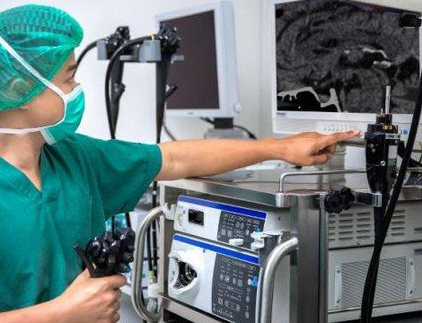 Equipamento de Endoscopia | Clínica Scoppo - Endoscopia Terapêutica Bariátrica - São Paulo/SP