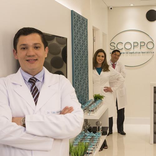 Equipe Médica Sorrindo   Clínica Scoppo - Endoscopia Terapêutica Bariátrica - São Paulo/SP