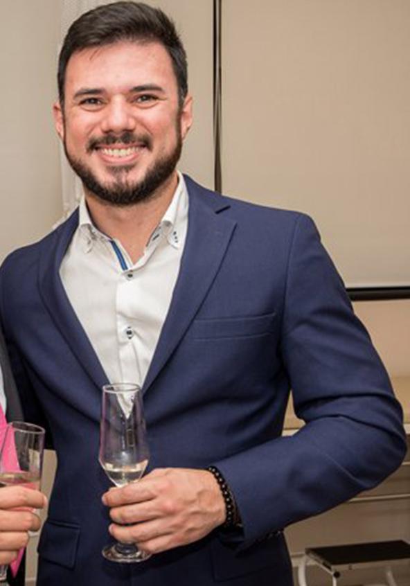 Dr. Marcos   Clínica Scoppo - Endoscopia Terapêutica Bariátrica - São Paulo/SP